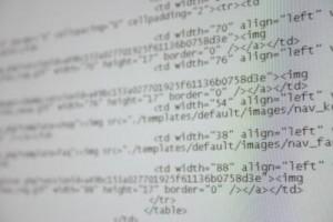 Sourcecode HTML (c) Markus Hein / Pixelio.de